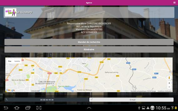 IMMOBILIER MARCQ EN BAROEUL screenshot 9