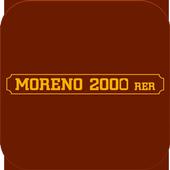 Agence Moreno 2000 RER icon