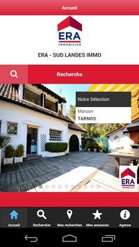 Agence Immobilière ERA TARNOS poster