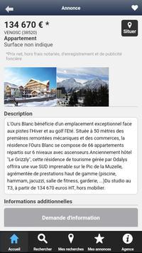 FAURE UP Annonces Immobilières screenshot 1
