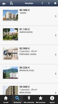 FAURE UP Annonces Immobilières screenshot 2