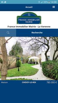 France immobilier poster