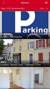 Agence Immobilière Orpi Bearn apk screenshot