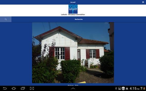 Agence Immobilière LaForêt Dax screenshot 4