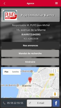 PUYO IMMOBILIER BIARRITZ screenshot 6