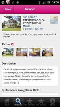 Saint-Louis Immobilier apk screenshot