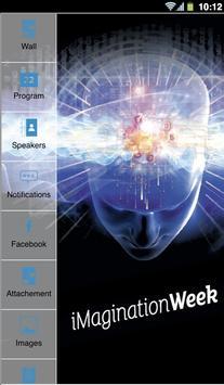 iMagination Week poster