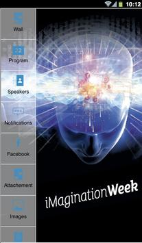 iMagination Week poster