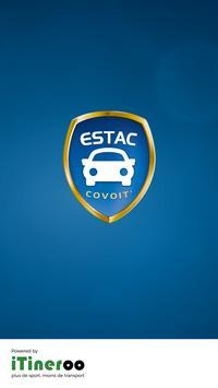 ESTAC Covoit' poster