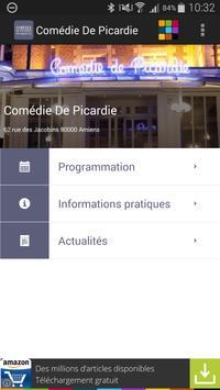 Comédie de Picardie poster