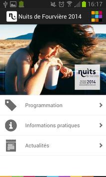 Nuits de Fourvière screenshot 1