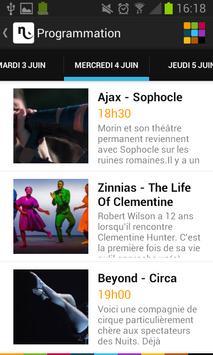 Nuits de Fourvière screenshot 2