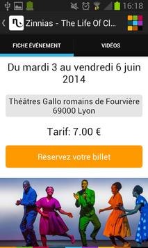Nuits de Fourvière screenshot 3
