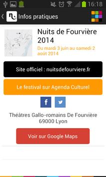 Nuits de Fourvière screenshot 4