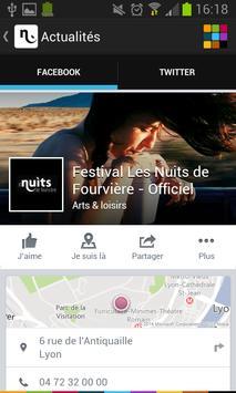 Nuits de Fourvière screenshot 5