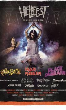 Hellfest poster