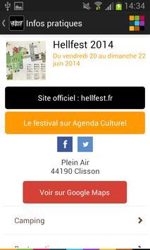 Hellfest apk screenshot