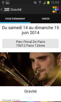 Paris Jazz Festival screenshot 3