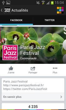 Paris Jazz Festival screenshot 5