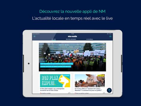 Nice-Matin apk screenshot