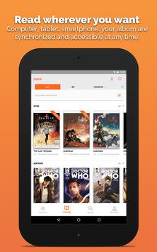Izneo, Read Manga, Comics & BD apk screenshot