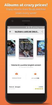 Izneo, Read Manga, Comics & BD apk screenshot