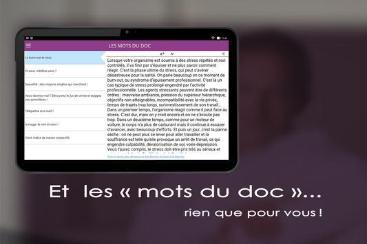 Dr Frédéric Saldmann apk screenshot