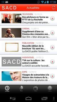 SACD.fr poster
