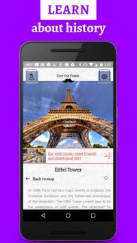 Paris Travel Guide Offline Map apk screenshot