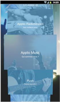 Applio Music poster