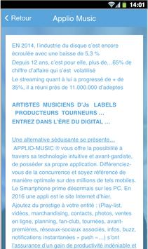 Applio Music screenshot 1