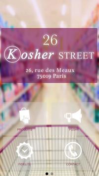 26 Kosher Street poster