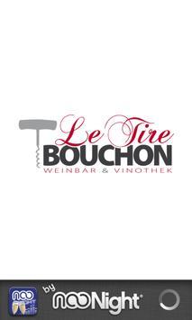 Le Tire Bouchon poster