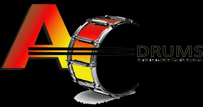AC DRUMS poster