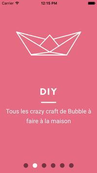 Bubble App poster