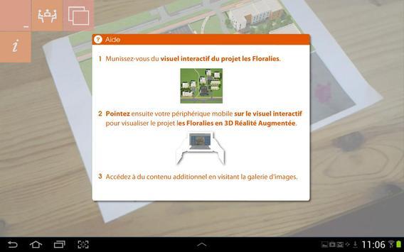 ESPACIL - Les Floralies apk screenshot