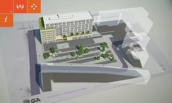 Gallium Saint Denis Visite 3D apk screenshot