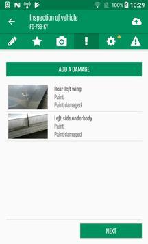 Arval Car Check apk screenshot