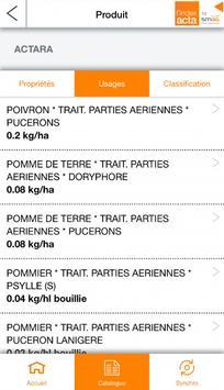 Index ACTA screenshot 2