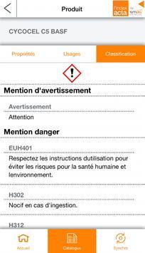 Index ACTA screenshot 3