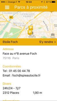 My autocité screenshot 1