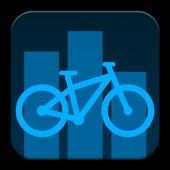 StatVélo : Statistiques du cycliste icon