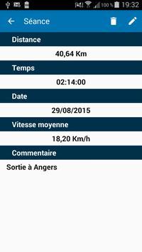 StatVélo : Statistiques du cycliste screenshot 2