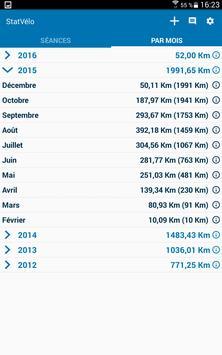 StatVélo : Statistiques du cycliste screenshot 9