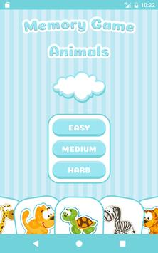 Animals Memory game (No Ads) screenshot 12
