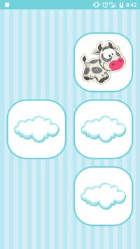 Animals Memory game (No Ads) screenshot 2