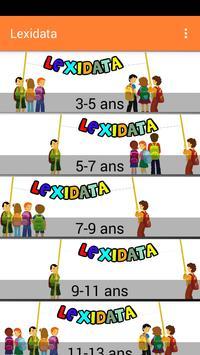Lexidata screenshot 3