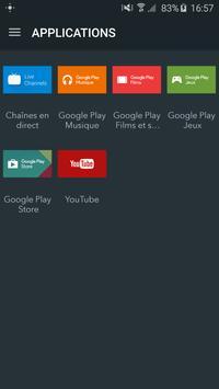 Remote Android TV apk screenshot