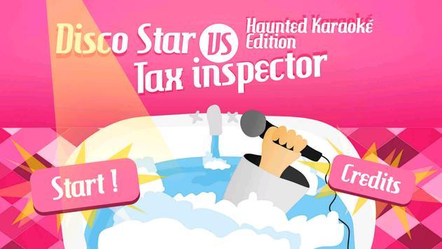 DiscoStar vs Tax inspector poster