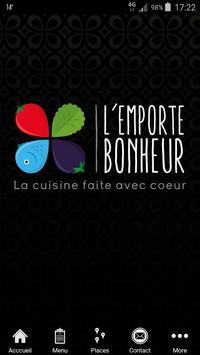 L'Emporte Bonheur poster
